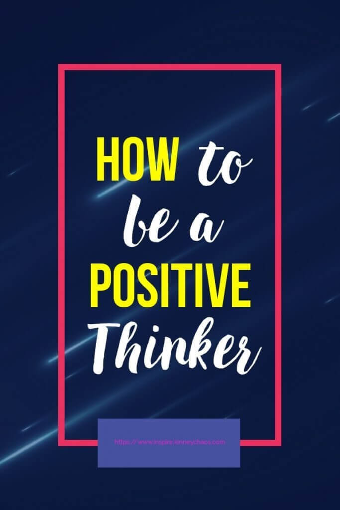 Keeping yourself in a mindset where you are a positive thinker is harder than most would believe. Come read our ideas for helping! #mindset #positive #thinkpositive
