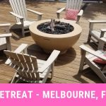 Blogging Retreat at Harbor Stay in Melbourne Florida. Perfect for events of any kind! #retreat #blogging