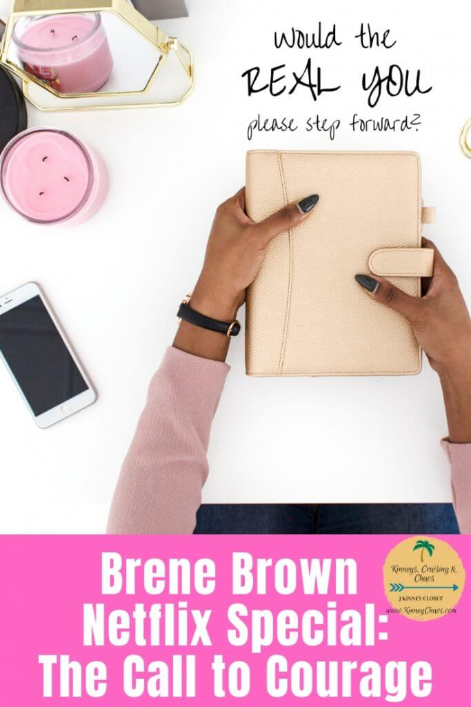 Brene Brown's Netflix Special The Call to Courage is inspiring and uplifting. I encourage everyone to watch it. #motivational #leadership #brenebrown