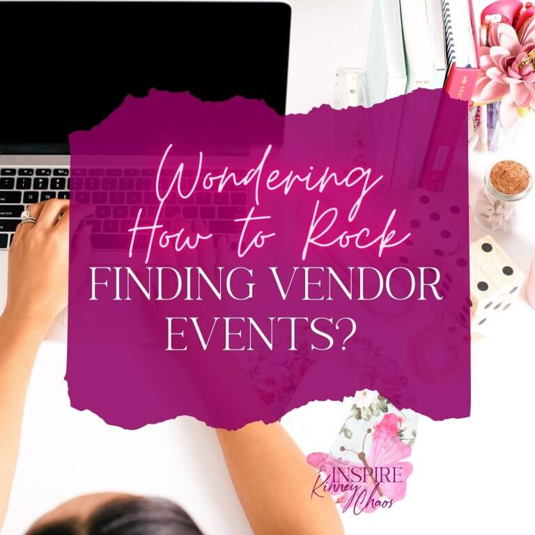 Wondering How to Rock Finding Vendor Events? Read This!