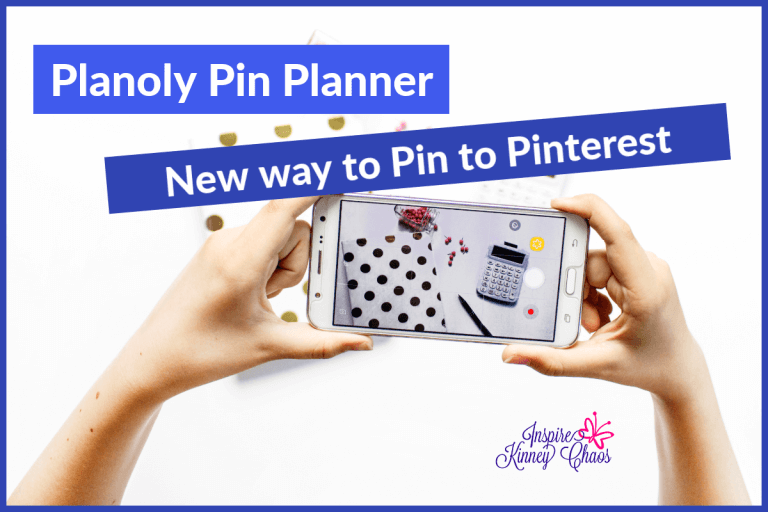 Planoly Pin Planner