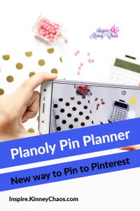 Planoly Pin Planner and the new way to schedule pins! #pinterest #socialmedia #marketing #automation