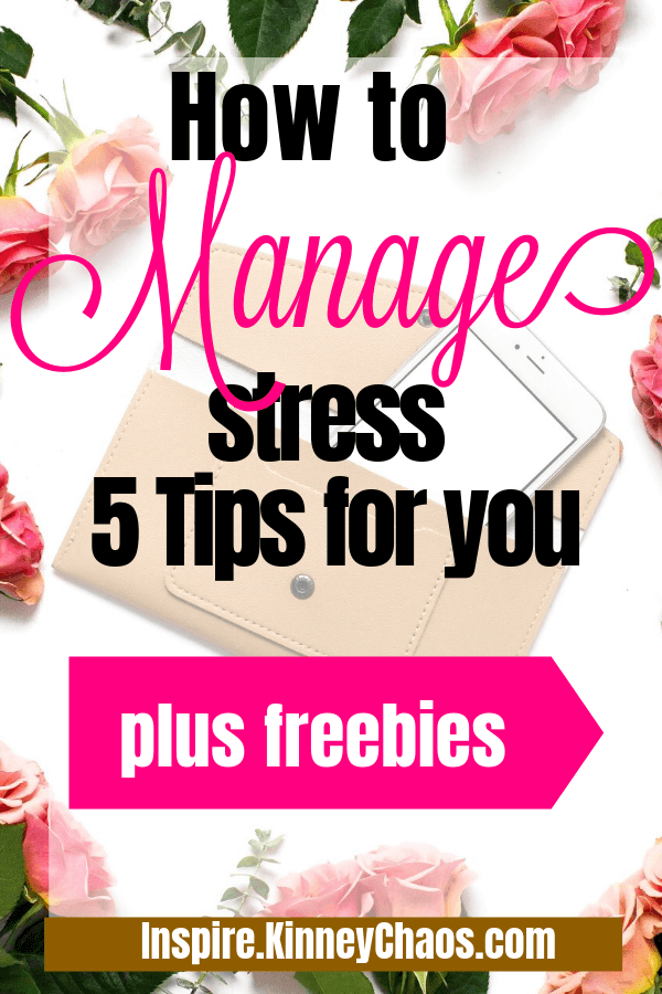How to Manage Stress - 5 Tips For You 1