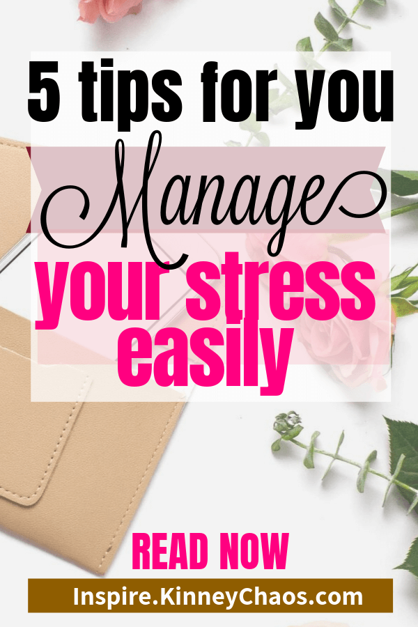 How to Manage Stress - 5 Tips For You 2