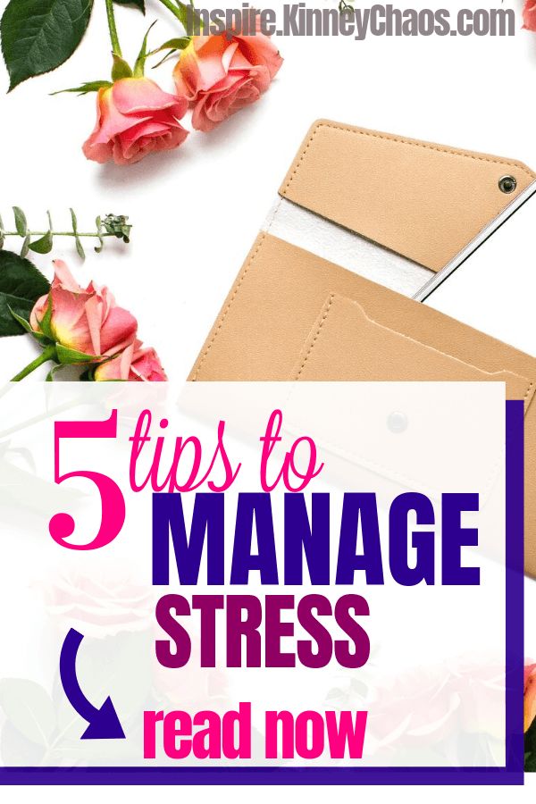 How to Manage Stress - 5 Tips For You 3