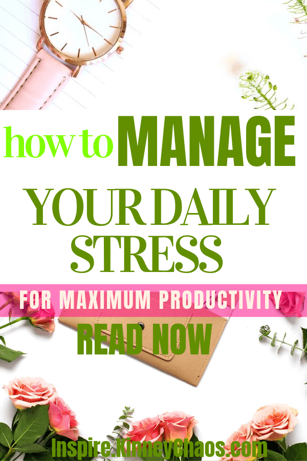 How to Manage Stress - 5 Tips For You 4