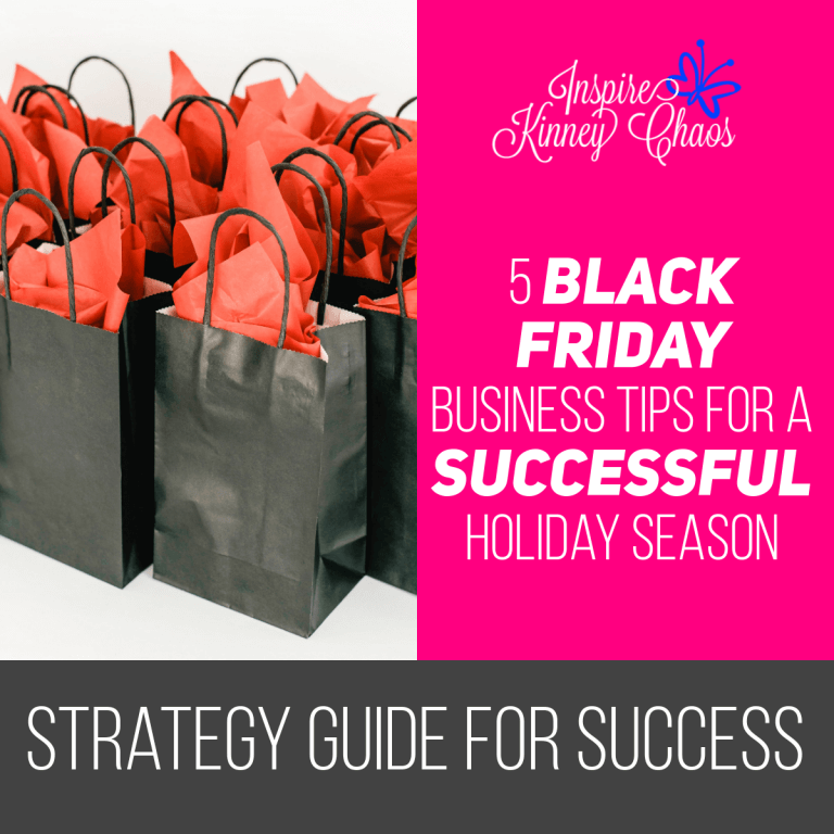 5 Black Friday Business Tips for a Successful Holiday Season