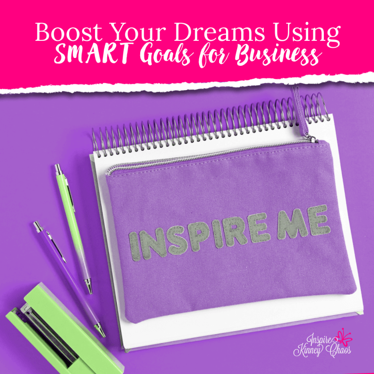 Boost and Supercharge Your Dreams Using SMART Goals for Business