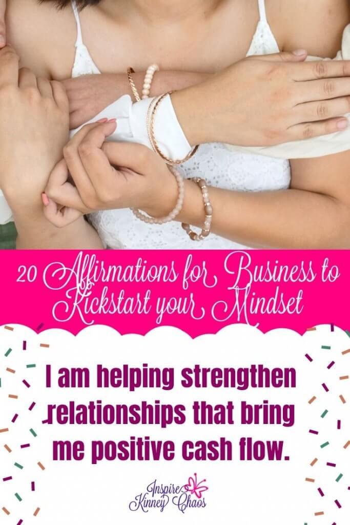 20 Affirmations for Business to Kickstart your Mindset 10