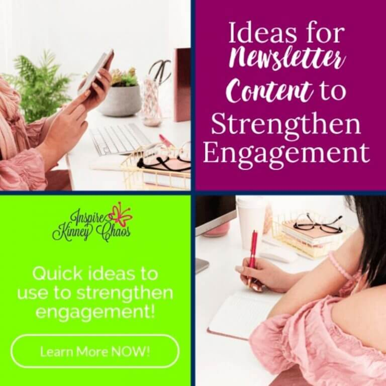 Ideas for Newsletter Content to Strengthen Engagement