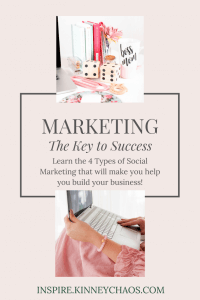 4 Types of Social Marketing You Must Use to Succeed in Business Learn how to use them to your advantage!