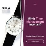 Learn about why time management is important.