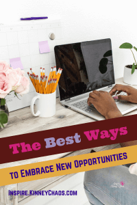 "New opportunities come knocking at your door all the time. Now you probably read that line and said, ""Um, No, they don't,"" well, I am sorry to break this to you, but they do. You need to learn to recognize them. Read on to learn what you can do..."