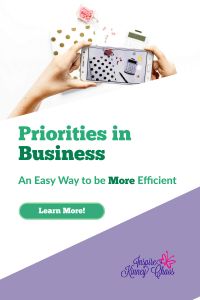 Most people know they need to set priorities in business, but knowing it and doing it are different things. Additionally, balancing business and family times can be hard to manage. Understanding Time Management and how it impacts your ability to work, confidence levels, and business strategies is a key pillar in business management.