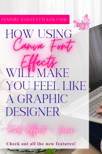 How Using Canva Font Effects Will Make You Feel Like a Graphic Designer 2