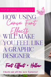How Using Canva Font Effects Will Make You Feel Like a Graphic Designer 1