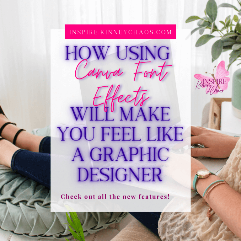 How Using Canva Font Effects Will Make You Feel Like a Graphic Designer