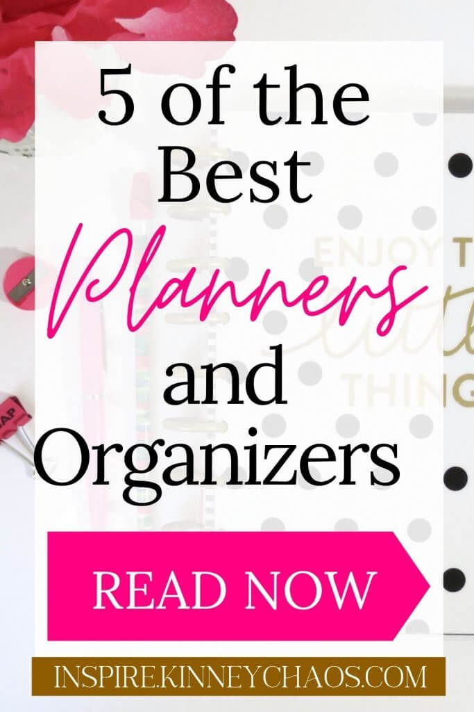 Come and take a look at the best planners and organizers for 2022. You are sure to get organized, feel productive, and live with your best foot forward. To do that you need a planning system of some sort.