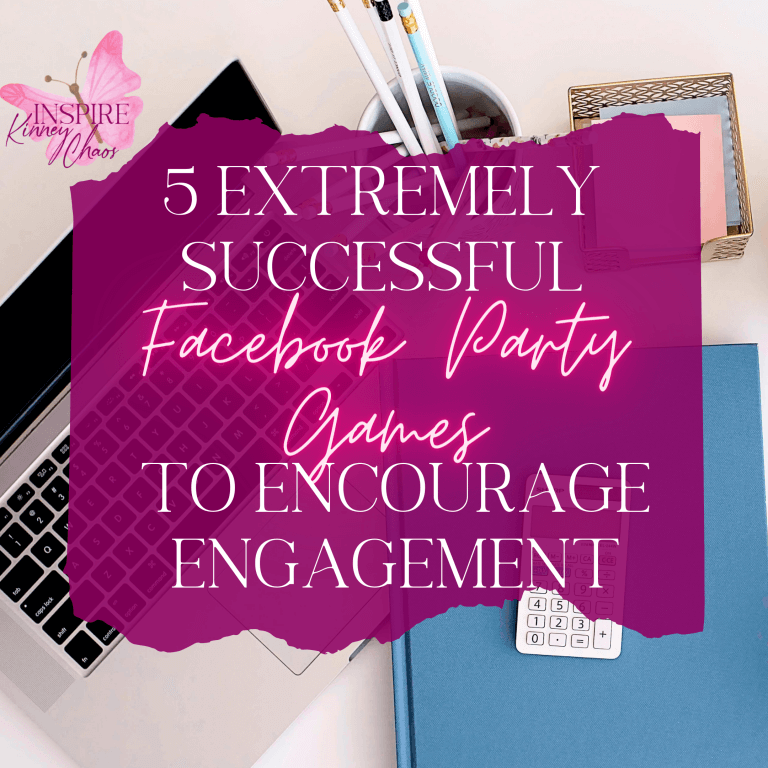 5 Extremely Successful Facebook Party Games to Encourage Engagement