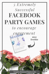 5 Extremely Successful Facebook Party Games to Encourage Engagement. There are many ways to have parties but to get engagement it's recommended to play some games. These are party favorites!