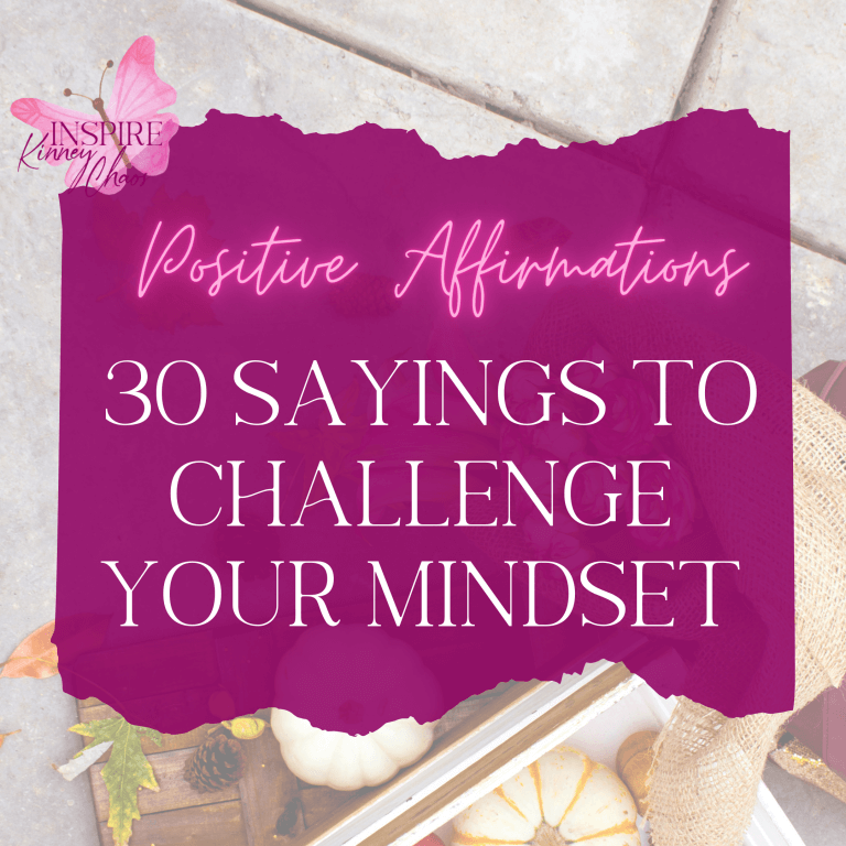 Positive Affirmations List: 30 Sayings to Challenge Your Mindset