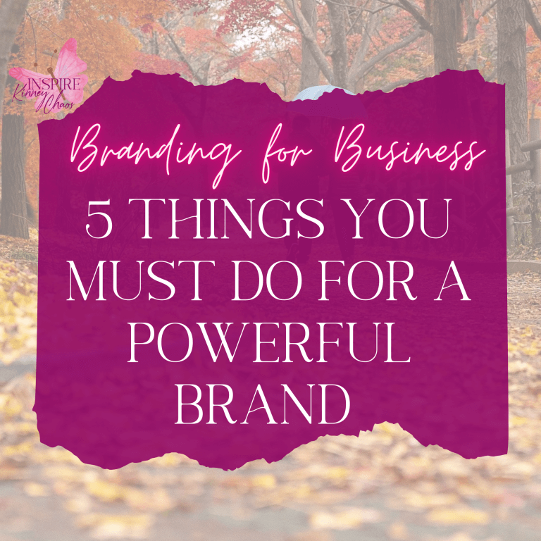 Branding for Business: 5 Tips You Can't Afford to Miss in 2021