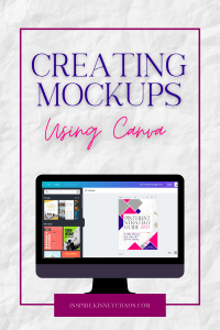 Creating Mockups in Canva