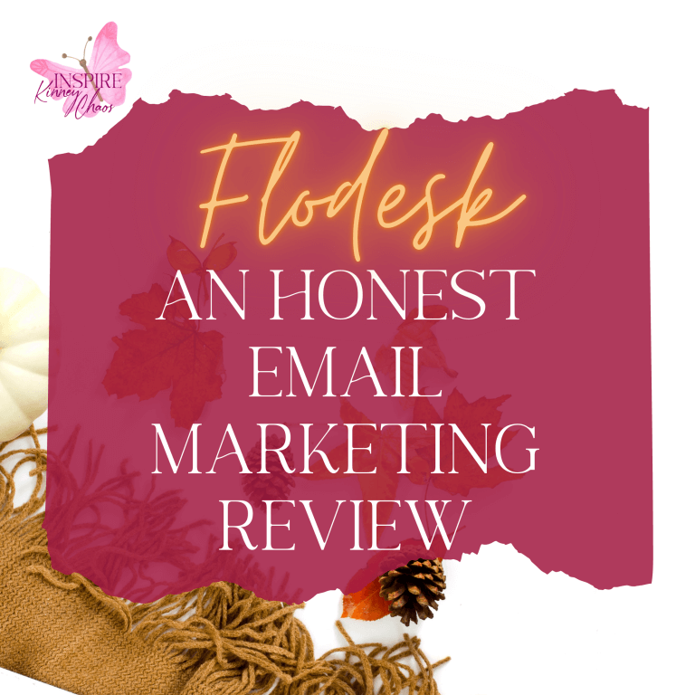 Flodesk – An Honest Email Marketing Review