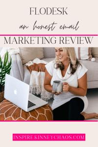 Flodesk - An Honest Email Marketing Review