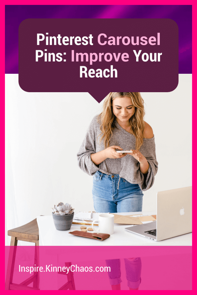 Pinterest Carousel Pins: Improve your reach and see if it will help you marketing