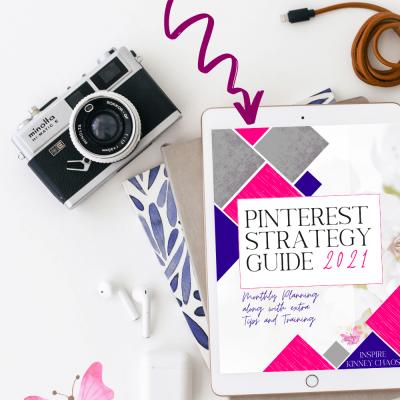 Organizational Strategy with Joni Kinney 7