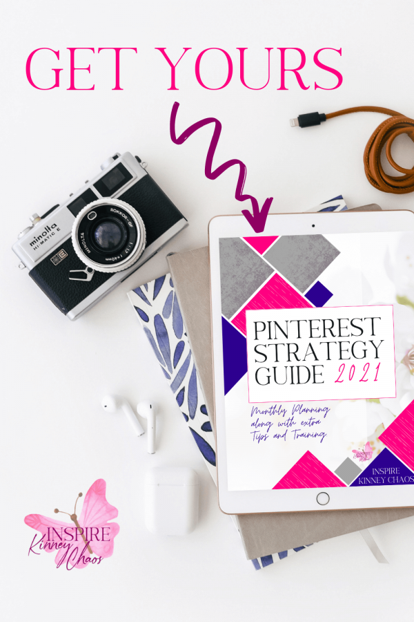 Pinterest Strategy Guide 1