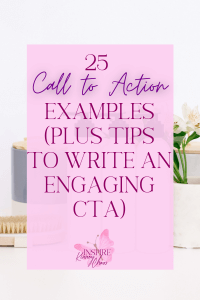 Something I, unfortunately, see too often is a lack of clear direction to your readers. Let's review some call to action examples to help you out.