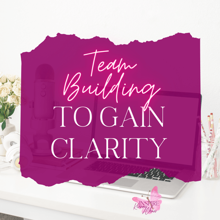 Team Building to Gain Clarity
