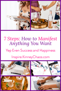 Have you ever heard of the laws of attraction? The believe that you can manifest your destiny? Well, you can, and this article will cover the seven (7) steps required. You will learn how to manifest anything you want. Yep, even success and happiness, Money or love, even joy, and approval.