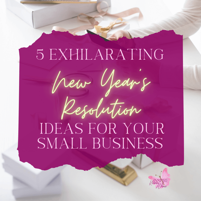 5 Exhilarating New Year's Resolution Ideas for your Small Business