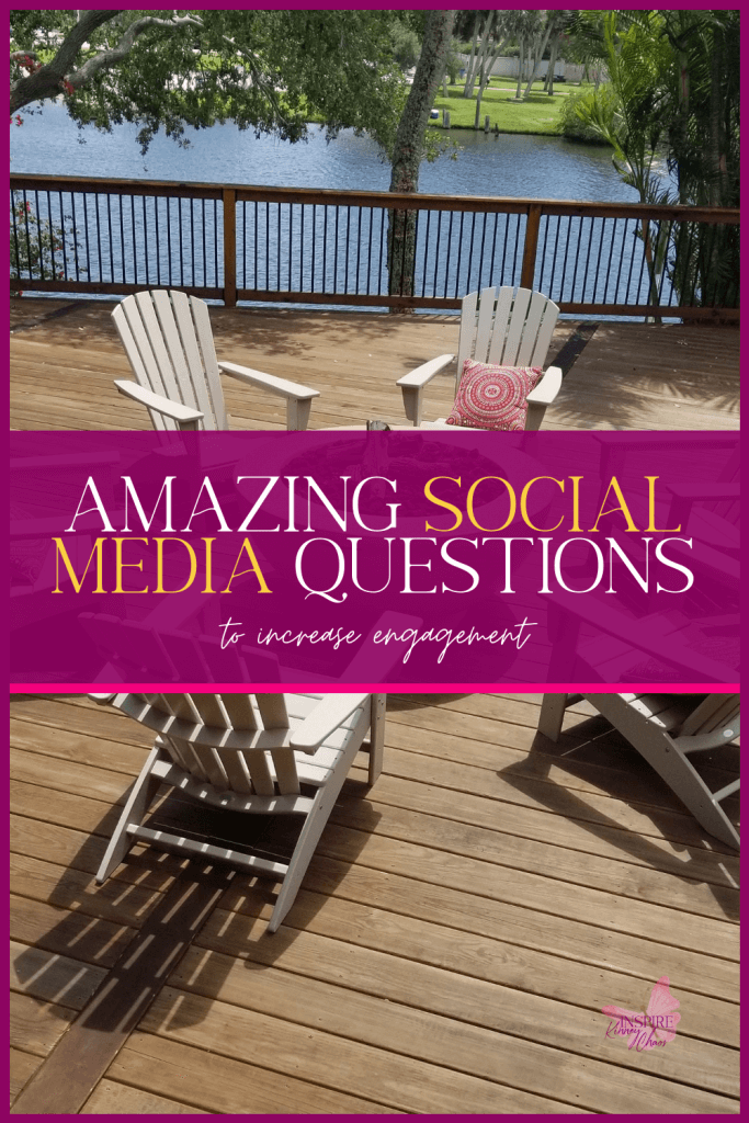 If you have a Facebook group, Facebook page, Instagram account, or any other social media type, you will want to ensure you are building relationships and earning trust. One way to do this is by asking for opinions or asking your ideal clients to answer some questions. Keep reading to get some Social Media questions to increase engagement in your groups and pages. Use these ideas for Facebook Engagement Posts and Party ideas.