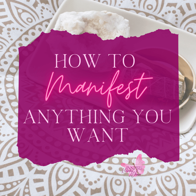 7 Steps: How to Manifest Anything You Want – Yep Even Success and Happiness
