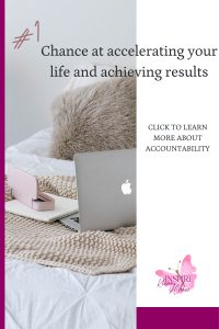 Show how you can use accountability coaching to achieve amazing results in your life and business