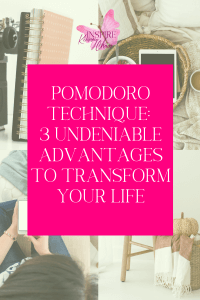 Pomodoro Technique: 3 Undeniable Advantages to Transform your life. Come and see how you can use this time management technique to save time and make you more efficient. We're going to talk a little bit about the history of how this got created, who it will actually work for some execution tips on how you can use the Pomodoro technique and method, and then some advantages and disadvantages.