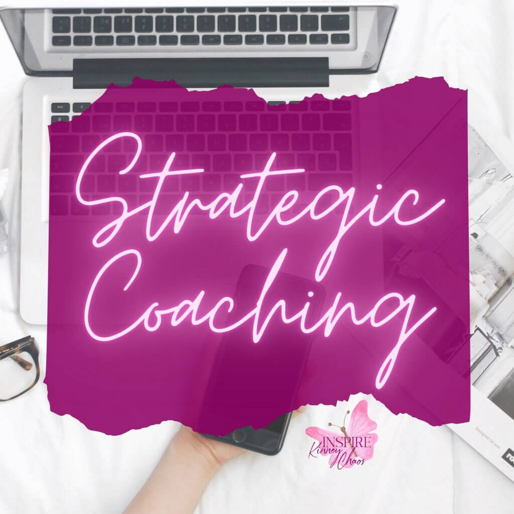 Strategic Coaching to help you get ahead in your business.