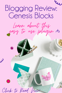 If you have been blogging for a long time, you know that when they decided to change WordPress from the classical editor to the blocks, it was BIG news. Now Studio Press has released Genesis Blocks to help revolutionize the blogging experience.