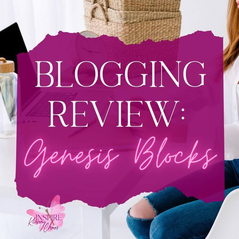 Blogging Review: Genesis Blocks