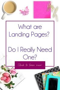 If you are investigating the best way to sell products or services, you've probably come across at least one article telling you to create a landing page. But... What are landing pages, and do I really need one?