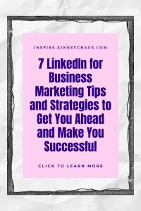 7 Linkedin for Business Marekting Tips and Strategies.  Using LinkedIn for business is an often-overlooked social media platform, but it can be a powerful tool for your business. With over 500 million members and the largest professional audience on the internet, LinkedIn can definitely help you reach new customers and grow your customer base.