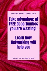 """I get asked all the time, """"Is Networking Important?"""" when I talk about how you need people to help you in business. Many people don't realize that asking for and seeking help in connections and accountability can be the difference between success and failure."""