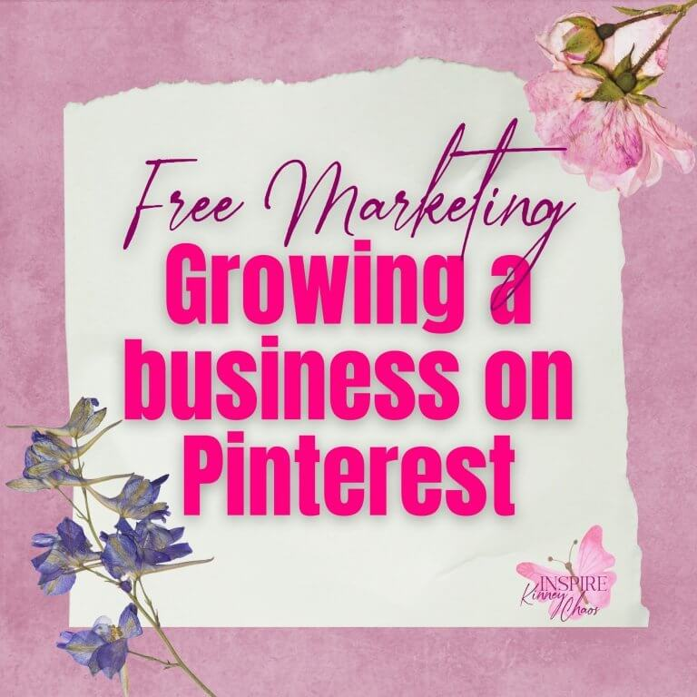 Free Marketing Is for Everyone: Growing a Business on Pinterest