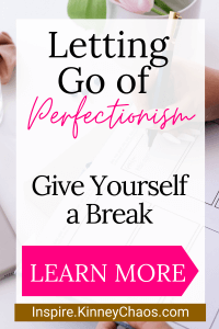 You may have heard that letting go of perfectionism is a great way to become more productive and creative, less stressed out, and happier. This blog post will discuss how letting go of perfectionism can help you be more successful in your life.