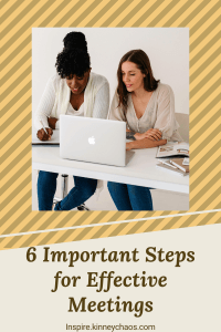 Meetings are a necessary evil for many people. They can be long and tedious, or they can be short and unproductive. Effective meetings need to have certain ingredients to be successful. In this blog post, we're going to discuss 8 essential tips that will make your meetings more effective!
